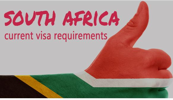 South African Travel - Travelling to South Africa on a New Zealand / Kiwi Passport