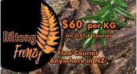 Biltong $60p/kg Includes Courier Anywhere in NZ